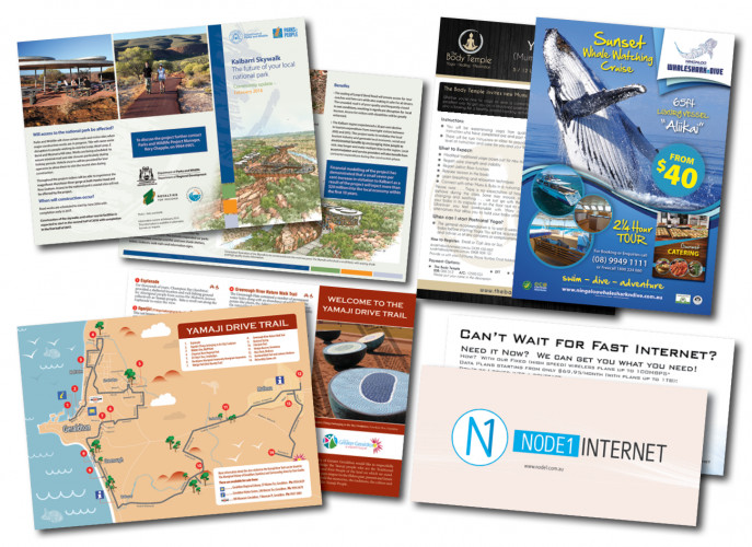 Guardian Print & Graphics Flyers & Brochures